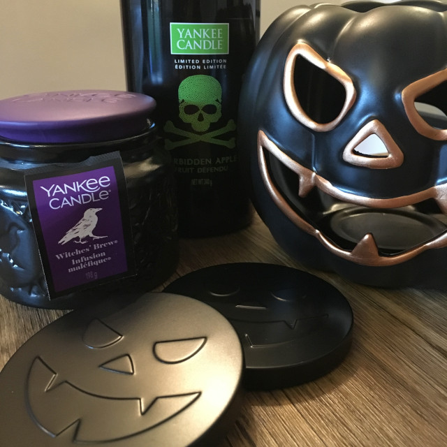 Halloween Candles (Yankee Candle)