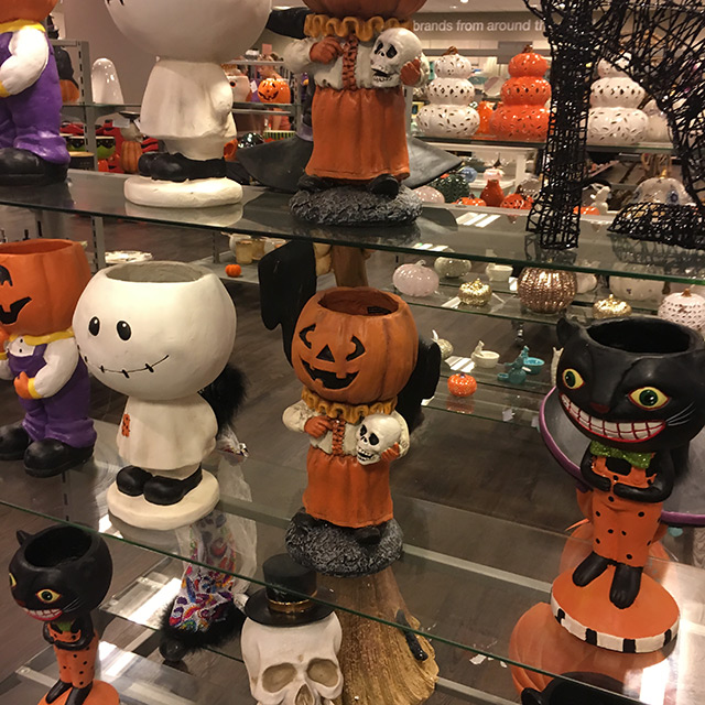Spooky Character Candy Bowls
